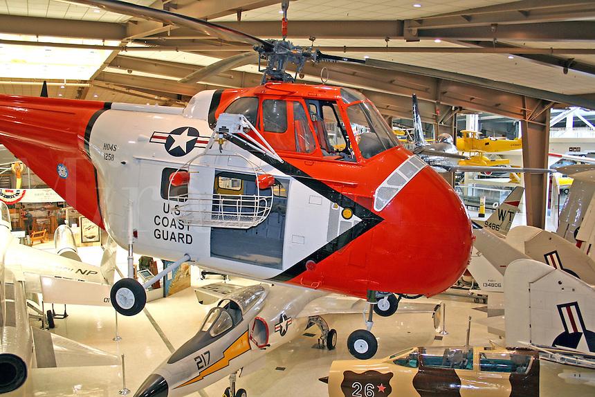 Exhibit at  National Museum of Naval Aviation Pensacola Florida