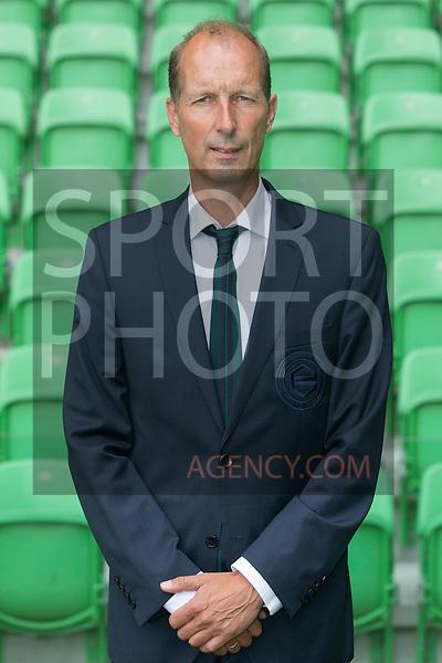 08-07-2015, Management, Presenstatiegids, Peter Jeltema of FC Groningen, Manager technische zaken, sinds 2014