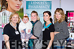 Aileen Lynch, Dayna and Rachel Dooley, Brid Devane and Juliet Marshall at the Kerry Expo in the INEC on Sunday