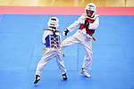 NELSON, NEW ZEALAND - MPL - Taekwondo Champs. Saxton Stadium, Richmond, New Zealand. Saturday 23 March 2019. (Photo by Chris Symes/Shuttersport Limited)