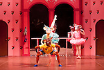 "English National Ballet. Angelina Ballerina. ""Angelina Ballerina's Big Audition"""