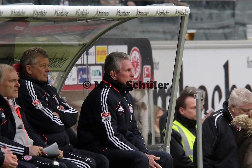 Trainer Jupp Heynckes (Bayern)