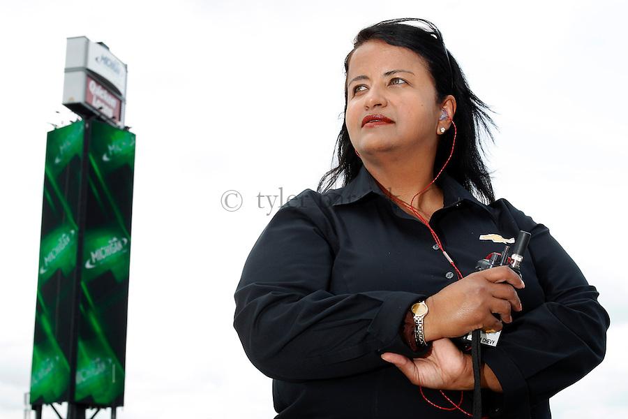 BROOKLYN, MI - portraits of GM Racing Engineering Staff.