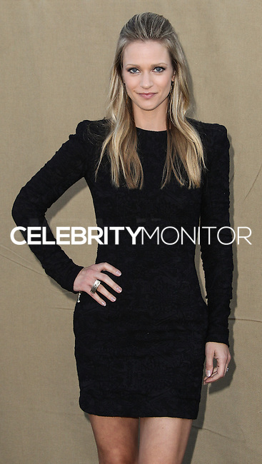 BEVERLY HILLS, CA - JULY 29: A. J. Cook attends the CBS, Showtime, CW 2013 TCA Summer Stars Party at 9900 Wilshire Blvd on July 29, 2013 in Beverly Hills, California. (Photo by Celebrity Monitor)
