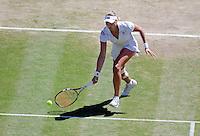 1-7-08, England, Wimbledon, Tennis, Petrova