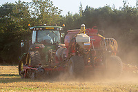 Drilling oilseed rape<br /> &copy;Tim Scrivener Photographer 07850 303986<br />      ....Covering Agriculture In The UK....