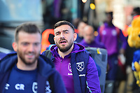Robert Snodgrass of West Ham United during Chelsea vs West Ham United, Premier League Football at Stamford Bridge on 30th November 2019