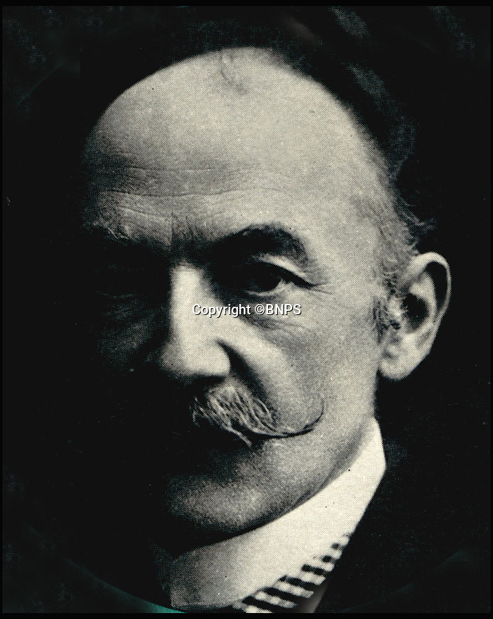 BNPS.co.uk (01202) 558833<br /> Pic: PhilYeomans/BNPS<br /> <br /> Thomas Hardy.<br /> <br /> The remains of the real-life Tess of the D'Urbervilles are to be exhumed from a former prison ground and given a proper burial 162 years after her execution, church authorities have ruled.<br /> <br /> Martha Brown, a convicted murderess who inspired author Thomas Hardy after he witnessed her execution in 1856, is one of the 47 convicts buried at Dorchester Prison in Dorset.<br /> <br /> The closed jail has been sold off for development with 185 houses due to be built there. <br /> <br /> The developers, City and Country, wanted to leave the remains alone or to only remove those disturbed in the building work but campaigners, including Downton Abbey creator Julian Fellowes, have been fighting for all the bodies to be exhumed.<br /> <br /> And after it was discovered the burial ground was consecrated, it was left to the Bishop of Salisbury to make the decision.