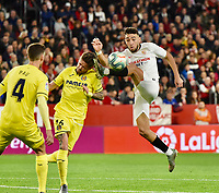 2019.12.15 La Liga Sevilla FC VS Villarreal CF