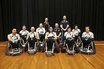 National Wheelchair Rugby Championships 2013  - Day Two<br />State Sports Centre, Sydney Olympic Park<br />15 August 2013