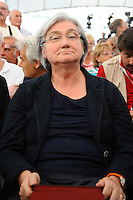 Rosi Bindi <br /> Genova 07-09-2013 Festa Nazionale Partito Democratico <br /> Democratic Party National Meeting <br /> Photo  Genova Foto /Insidefoto