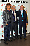 XIV Sopar Solidari de Nadal.<br /> Esport Solidari Internacional-ESI.<br /> Josep Pons &amp; Josep Maldonado.