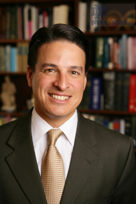 Law School professor Paolo Carozza