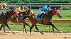 Thomas Knight winning at Delaware Park on 8/22/16