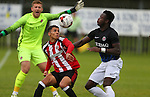 Tyler Smith of Sheffield Utd during the U23 Professional Development League Two match at the Local Look Stadium, Sheffield. Picture date: September 26th, 2016. Pic Simon Bellis/Sportimage