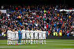 Real Madrid team during La Liga match. April 21, 2019. (ALTERPHOTOS/Manu R.B.)