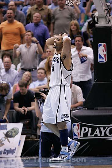 Salt Lake City - Utah Jazz forward Carlos Boozer (5) . Utah Jazz vs. Golden State Warriors, NBA Playoff basketball, Game 5, at EnergySolutions Arena.