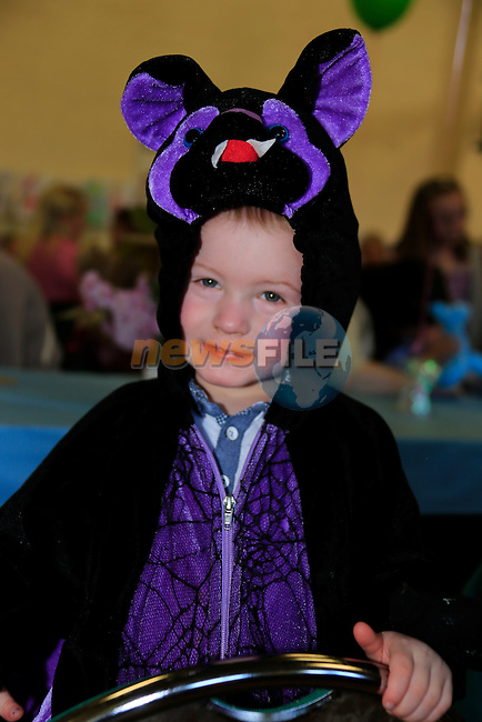 Aiden Kearns at the Mad hatters Tea Party in Collon in aid of a chance for Alice.<br /> Picture: www.newsfile.ie