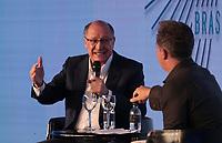 SAO PAULO, 07.08.2018  - ELEIÇÕES 2018   - O candidato Geraldo Alckmin do PSDB participa da Govtech 2018 na tarde desta terça-feira (07) no hotel Tivoli Mofarrej na zona sul de São Paulo.(Foto: Fabricio Bomjardim / Brazil Photo Press)
