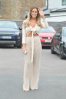 Chloe Meadows<br /> arriving for filming for Towie la sala Chigwell<br /> <br /> <br /> &copy;Richard Open snappers