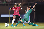 (L-R) <br /> Saki Ueno (Jef Ladies), <br /> Risa Shimizu (Beleza), <br /> SEPTEMBER 3, 2016 - Football / Soccer : <br /> Plenus Nadeshiko League Cup 2016 Division 1 Final match <br /> between NTV Beleza 4-0 Jef Chiba Ladies <br /> at Ajinomoto Field Nishigaoka in Tokyo, Japan. <br /> (Photo by AFLO SPORT)