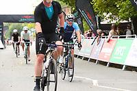2017-09-24 VeloBirmingham  46 HM Finish
