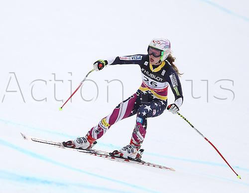11.02.2011  FIS ALPINE WORLD SKI CHAMPIONSHIPS. ROSS Laurenne in Garmisch-Partenkirchen, Germany.
