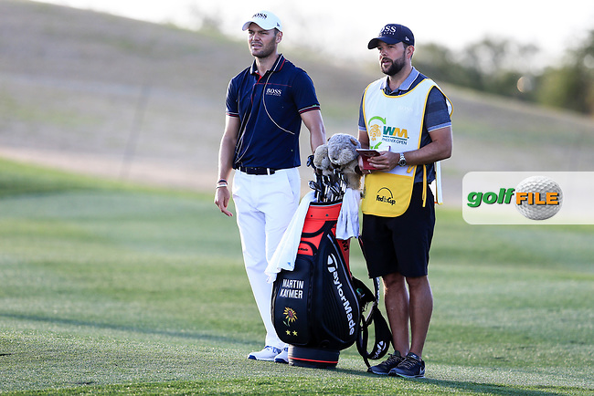 Martin Kaymer (GER) during the 1st round of the Waste Management Phoenix Open, TPC Scottsdale, Scottsdale, Arisona, USA. 31/01/2019.<br /> Picture Fran Caffrey / Golffile.ie<br /> <br /> All photo usage must carry mandatory copyright credit (© Golffile | Fran Caffrey)