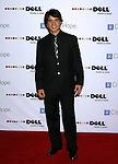 SANTA MONICA, CA. - October 15: Recording Artist Luis Fonsi arrives on the Red Carpet of the 2008 Spirit Of Life Award Dinner on October 15, 2008 in Santa Monica, California.