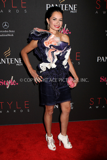 WWW.ACEPIXS.COM....September 5, 2012, New York City, NY.......Dr Lisa Airan arriving at the 9th Annual Style Awards at Lincoln Center on September 5, 2012 in New York City.........By Line: Nancy Rivera/ACE Pictures....ACE Pictures, Inc..Tel: 646 769 0430..Email: info@acepixs.com