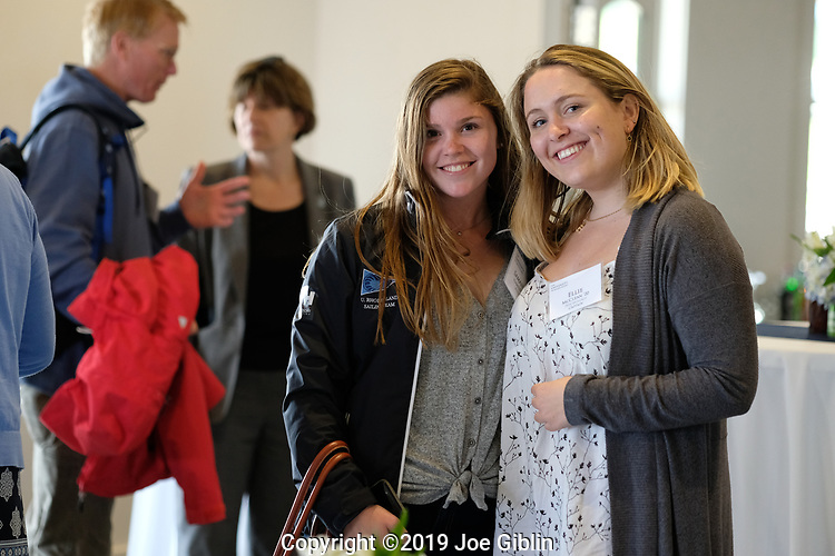 URI Sailing Reception 5/22/19