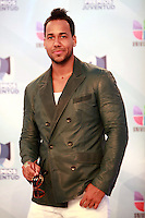 MIAMI, FL- July 19, 2012:  Romeo Santos at the 2012 Premios Juventud at The Bank United Center in Miami, Florida. © Majo Grossi/MediaPunch Inc. /*NORTEPHOTO.com*<br />