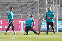 25.03.2018: Training Deutsche Nationalmannschaft