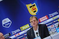 VOETBAL: CAMBUURSTADION: LEEUWARDEN: 03-11-2013, Cambuur-Feyenoord, uitslag 0- 2, Dwight Lodeweges, ©foto Martin de Jong