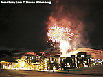 fireworks @ Canyons Resort, Park City, Utah