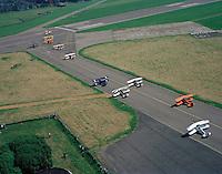 1993.   Luchthaven Deurne.