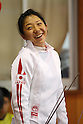 Narumi Kurosu (JPN), OCTOBER 30, 2011 - Modern Pentathlon : The 2nd All Japan Women's Modern Pentathlon Championships fencing at JSDF Physical Training School, Saitama, Japan. (Photo by YUTAKA/AFLO SPORT) [1040]