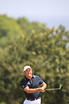 Damien McGrane (IRL) teeing off on the 13th.on the final day of the Iberdrola Open from Pula Golf Club ,Son Servera, Mallorca, Spain 14/5/11.Picture Fran Caffrey/www.golffile.ie
