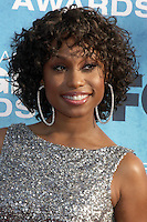 LOS ANGELES -  4: Angell Conwell arriving at the 42nd NAACP Image Awards at Shrine Auditorium on March 4, 2011 in Los Angeles, CA