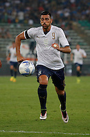 Graziano Pelle during the  friendly  soccer match,between Italy  and  France   at  the San  Nicola   stadium in Bari Italy , September 01, 2016<br /> <br /> amichevole di calcio tra le nazionali di Italia e Francia