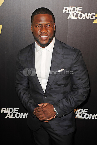 MIAMI BEACH, FL - JANUARY 06: Kevin Hart attends the world premiere of 'Ride Along 2' at Regal South Beach Cinema on January 6, 2016 in Miami Beach, Florida. Credit: mpi04/MediaPunch