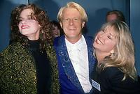 #SandraBernhardt #EdBegleyJr. #TerriGarr 1986<br /> Photo By Adam Scull/PHOTOlink.net