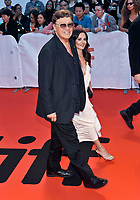 "05 September 2019 - Toronto, Ontario Canada - Robbie Robertson, Janet Zuccarini. 2019 Toronto International Film Festival - ""Once Were Brothers: Robbie Robertson And The Band"" Premiere held at Roy Thomson Hall. <br /> CAP/ADM/BPC<br /> ©BPC/ADM/Capital Pictures"