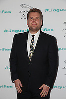 LOS ANGELES, CA - NOVEMBER 14: James Corden attends the Jaguar For Next Era Vehicle Unveiling Event at Milk Studios on November 14, 2016 in Los Angeles, California. (Credit: Parisa Afsahi/MediaPunch).