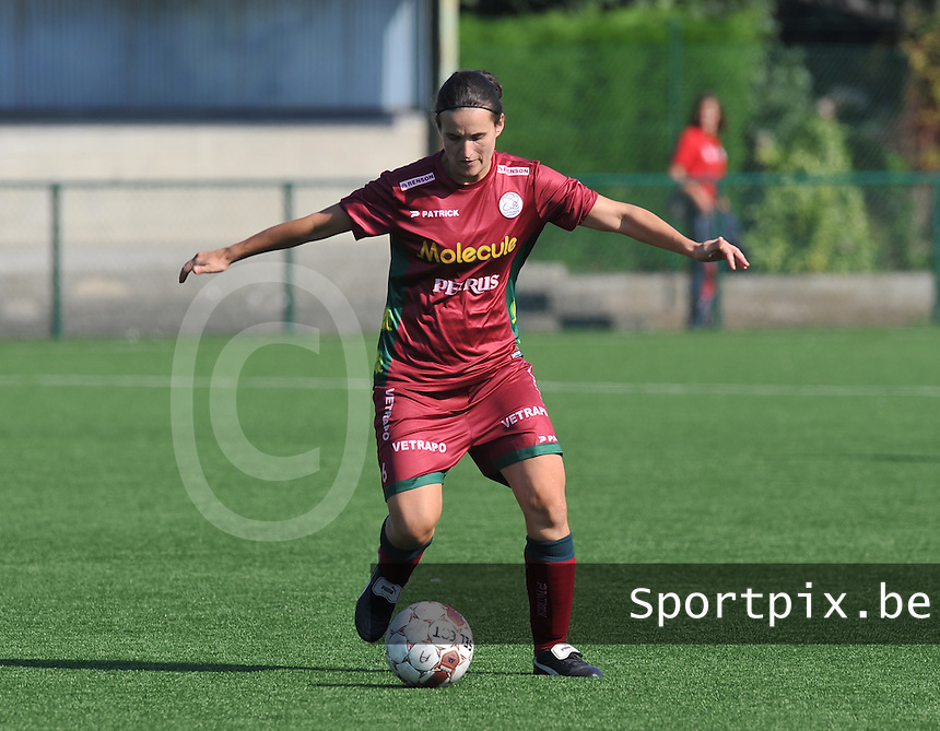 Dames Zulte - Waregem : Joke Verlinde.foto DAVID CATRY  / Vrouwenteam.be.