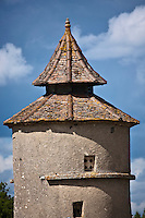 Europe/Europe/France/Midi-Pyrénées/46/Lot/Lalbenque:  Pigeonnier