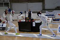 SABADELL, ESPANHA, 26.10.2019 - ESPORTE-ESPANHA - Brasileiro Heitor Shimbo durante o Torneio Internacional de Esgrima na Espanha. (Foto: Ismael Arroyo/Brazil Photo Press)