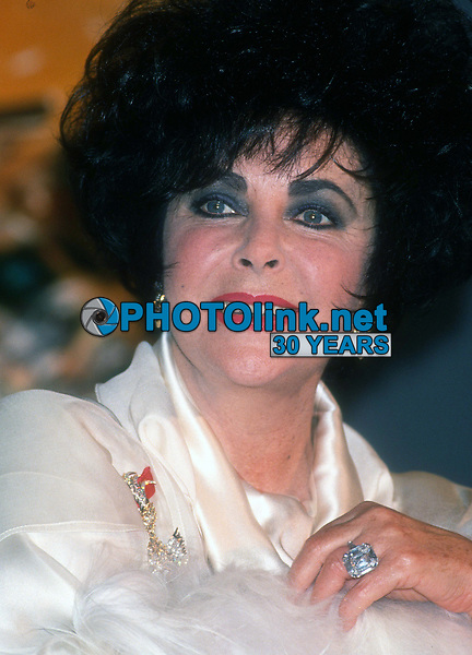 Elizabeth Taylor 1993<br /> Photo By John Barrett/PHOTOlink.net