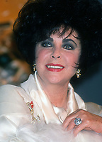 Elizabeth Taylor 1993<br /> Photo By John Barrett/PHOTOlink.net
