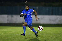 Courtney Homans of Redbridge during Redbridge vs Clapton, Essex Senior League Football at Oakside Stadium on 14th November 2017